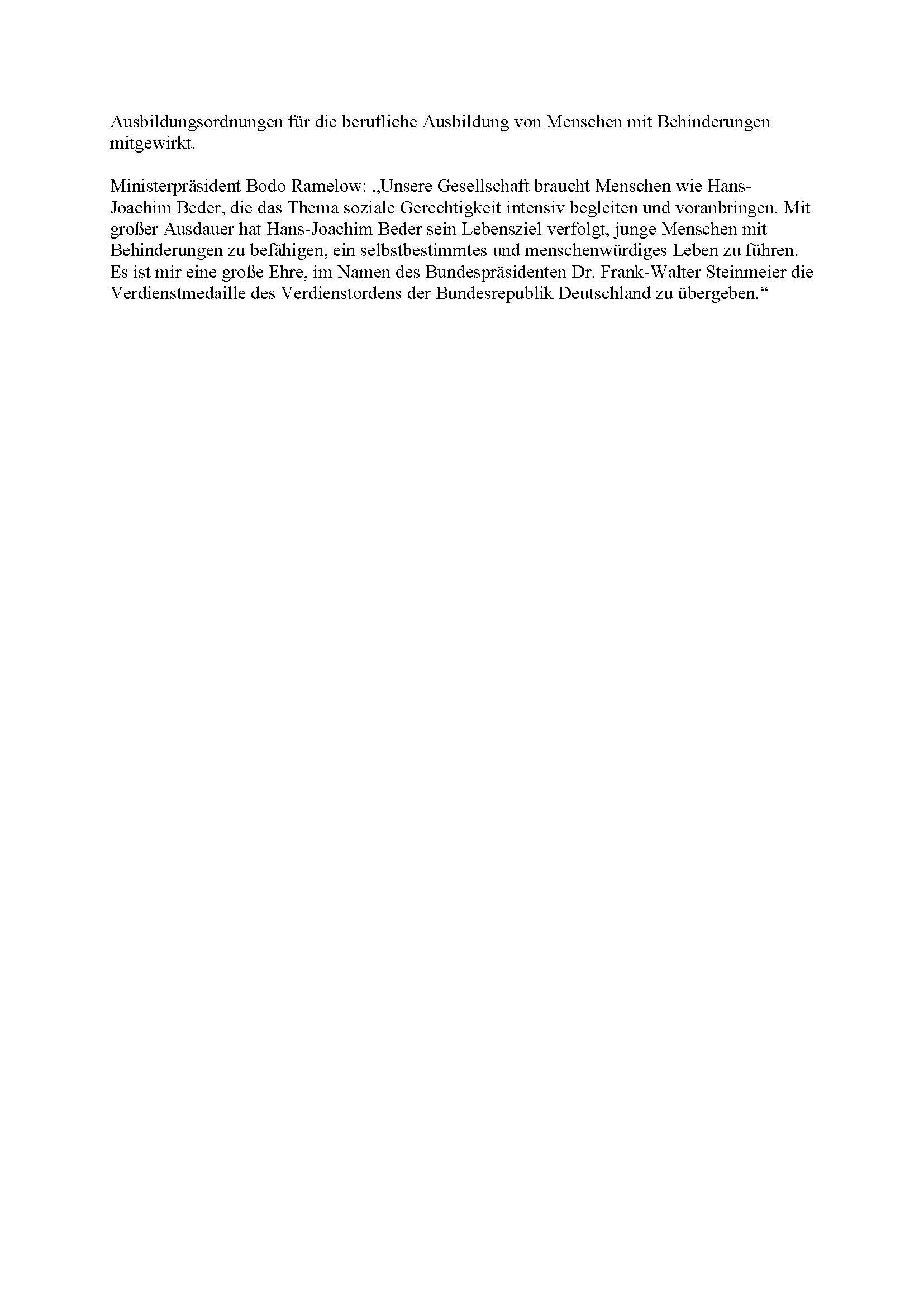 Text der Staatsklanzlei
